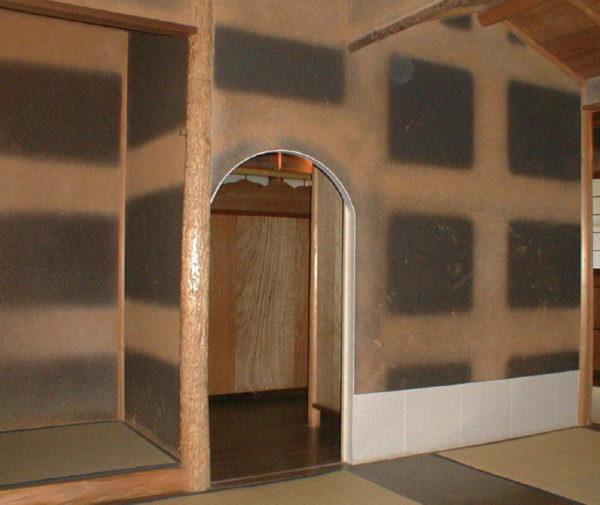 遠山記念館の茶室